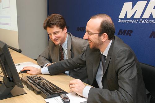 MR on R avec Charles Michel