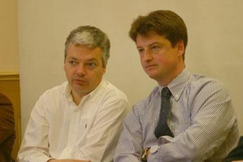 MR en débat avec Didier Reynders