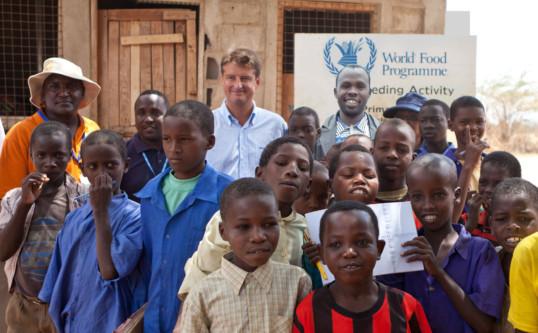 Investeren in de jonge generatie, is zich inspannen voor een duurzame ontwikkeling van de maatschappij