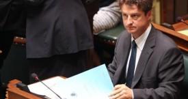 Olivier Chastel a reçu le nouveau rapport du Comité de Monitoring