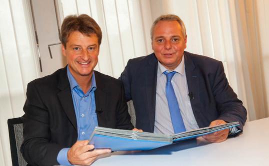 Bevoegdheidsoverdracht met de nieuwe Minister van Begroting Hervé Jamar