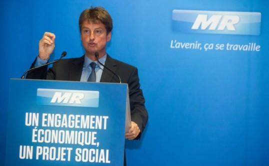 (Français) Présentation de l'accord gouvernemental à Namur