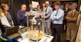 Visite de plusieurs établissements scientifiques fédéraux