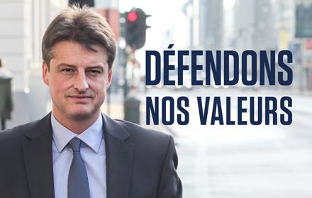 Défendons nos valeurs