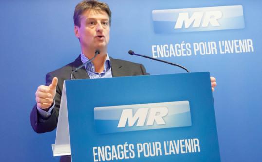Olivier Chastel – « Assez de lamentations ! La Wallonie doit aller de l'avant »