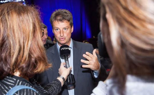 """Olivier Chastel : """"Audi : une illustration concrète de la justesse des mesures fédérales"""""""
