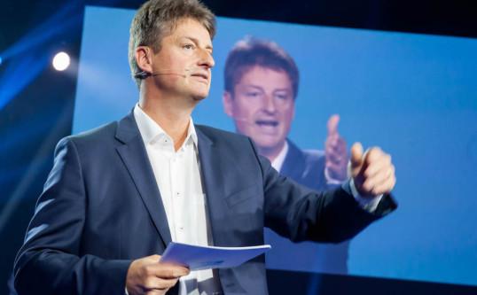 Olivier Chastel lance un appel à la confiance, au dynamisme et à l'optimisme