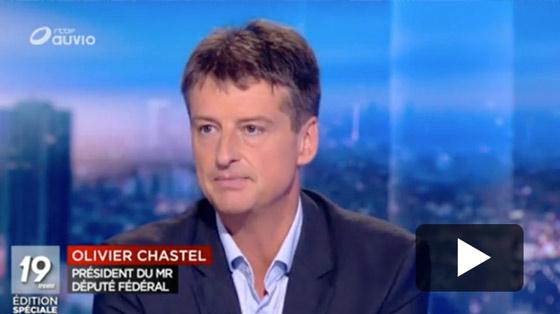 Jeudi en prime : Olivier Chastel