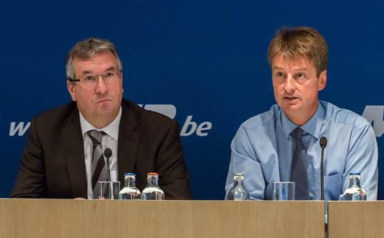 Les clarifications ont permis au PS et au cdH de comprendre l'intérêt du CETA